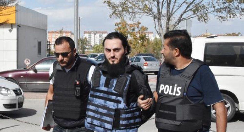 ABD'den Konya'ya gelip cinayet işledi, öldürdüğü adamdan şikayetçi oldu