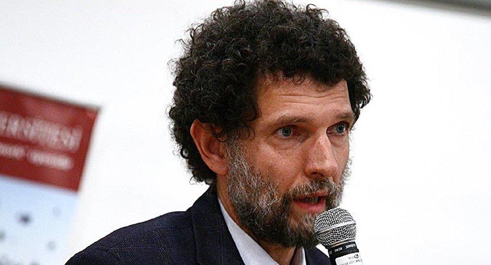 AYM raportörü: Kavala'nın tutukluluğunda hak ihlali var