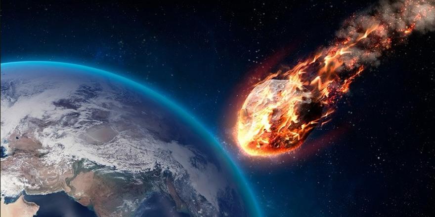 Asteroit dünyayı teğet geçecek!