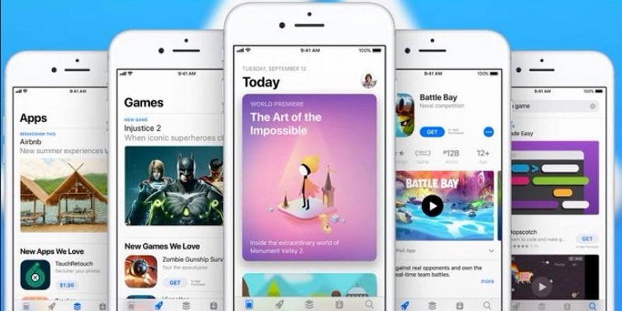 App Store'un Web arayüzü baştan aşağıya değişti!