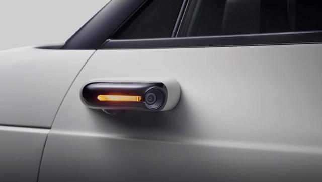 Honda'nın elektrikli aracında ayna yerine kamera kullanılacak!