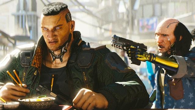 Cyberpunk 2077 Türkçe dil desteğine sahip olacak!