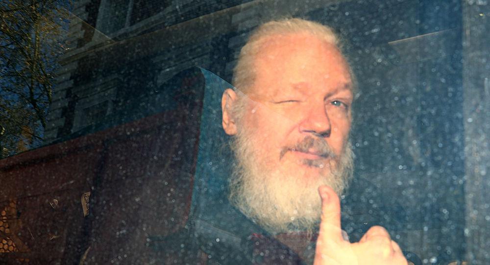 'ABD, Julian Assange'ın iadesi için talepte bulundu'