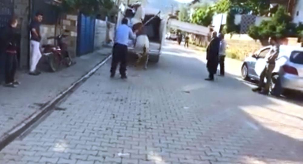 Ata sopayla defalarca vurarak işkence eden adama verilen ceza: 773 TL