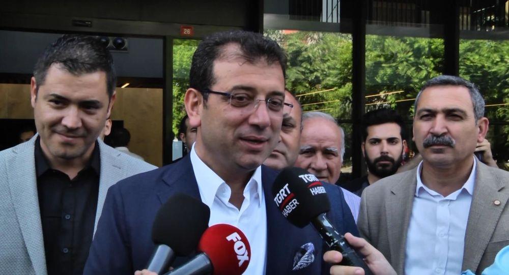 İmamoğlu'ndan hükümet yetkililerine: Yerel seçim süreci yürüsün, siz işinize bakın