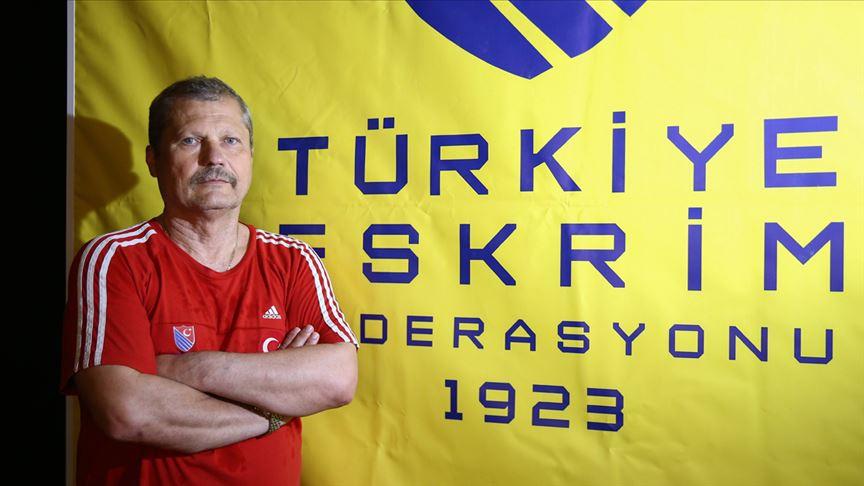 Altın çağındaki Türk eskriminde rota olimpiyatlar