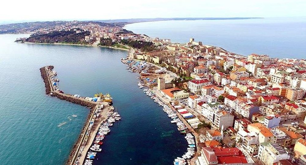 Sinop'ta imar planı iptal edildi, tüm inşaatlar durdu