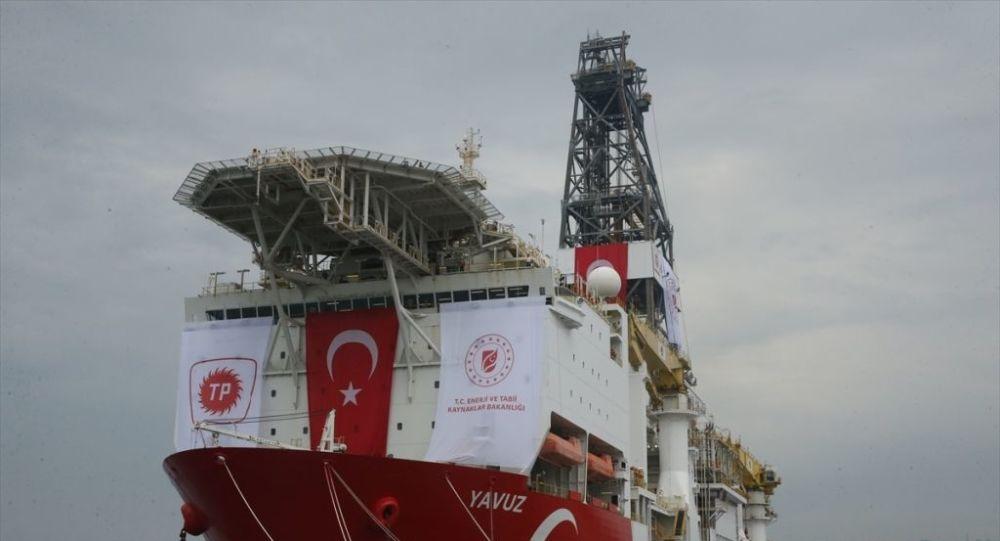 AB'den Türkiye'ye Doğu Akdeniz'deki faaliyetleri nedeniyle kınama