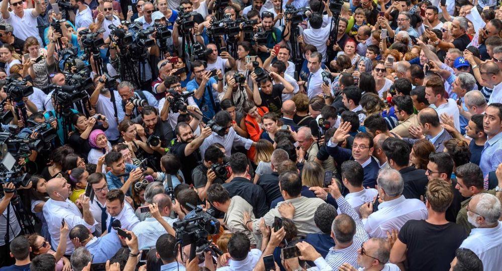 YSK Başkanı Güven: İmamoğlu'nun oy miktarı yüzde 54.21, Yıldırım'ın oy miktarı ise yüzde 44.99