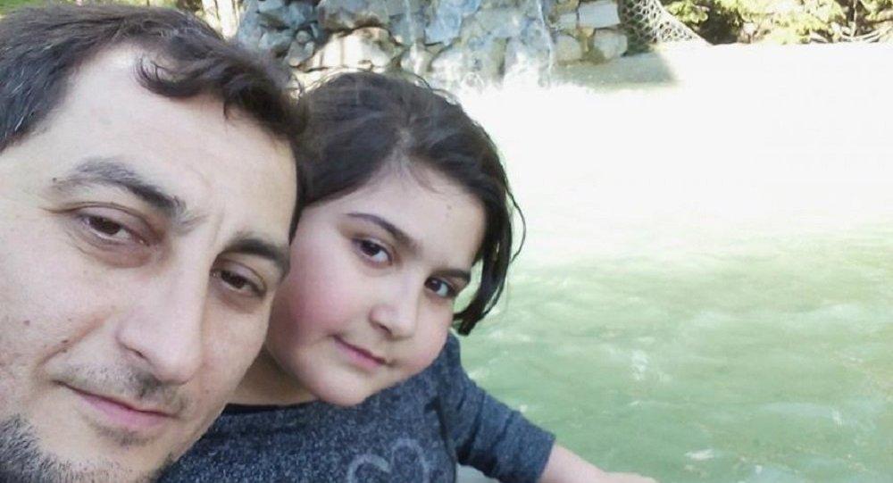 Rabia Naz'ın babası, Canikli'nin hakkında yaptığı şikayetle ilgili ifade verdi