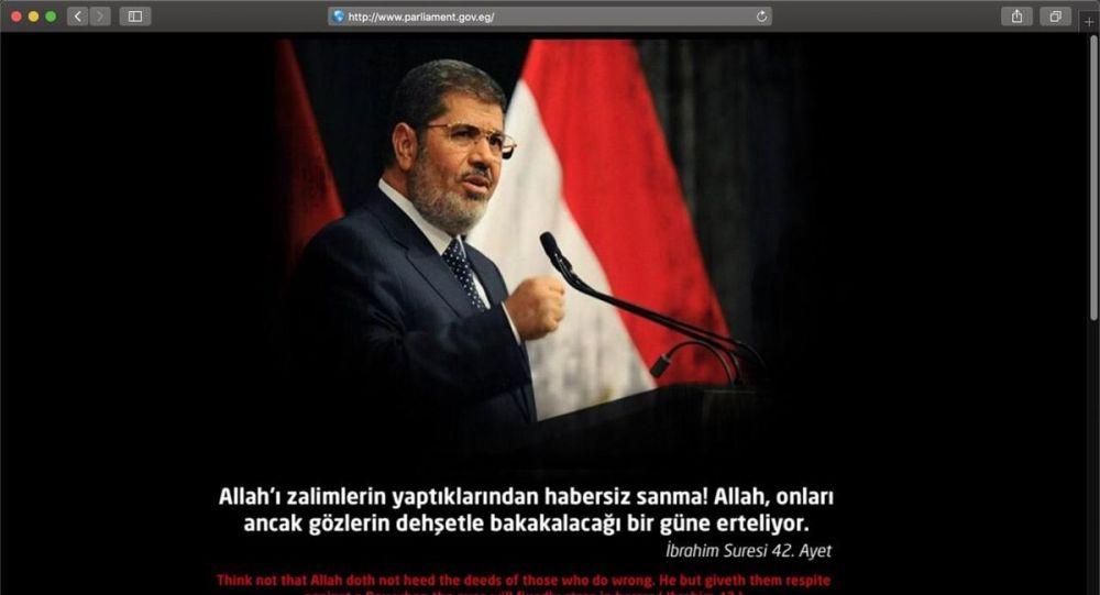 Türk hacker'lardan Mısır devlet sitelerine siber saldırı