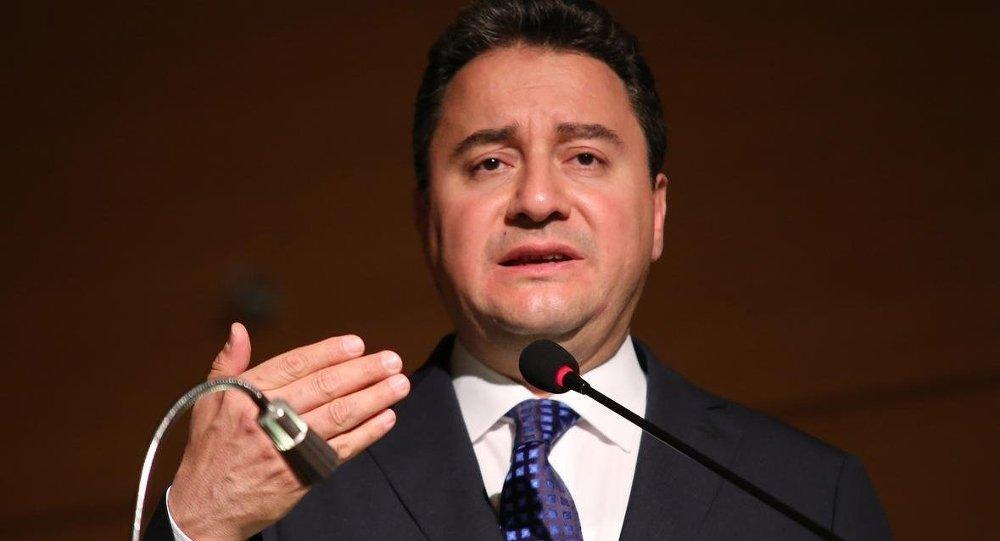 Ali Babacan AK Parti'den istifa etti: Yeni bir çalışma başlatmak kaçınılmaz hale geldi