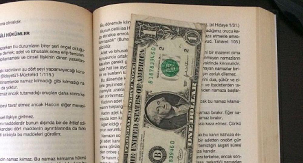 1 doların sırrı ilk kez Zonguldak'ta çözüldü