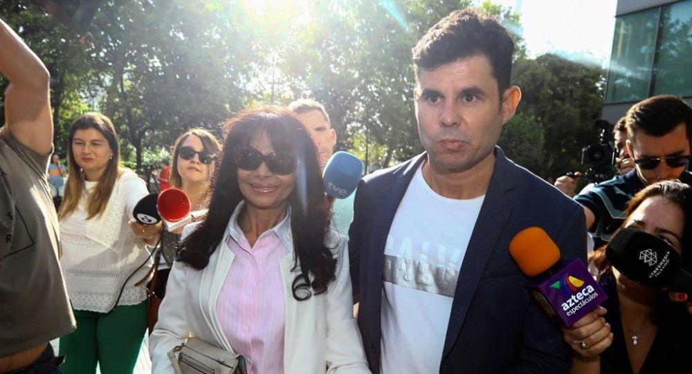 Babalık davasını kaybeden Iglesias'a anneden 300 milyon dolarlık dava