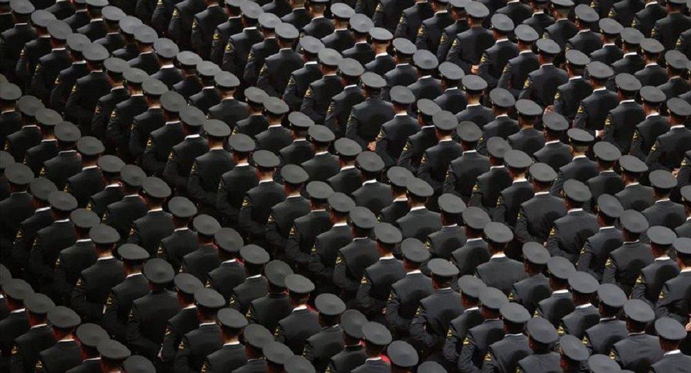FETÖ'nün TSK yapılanmasında 1335 şüpheli tutuklandı