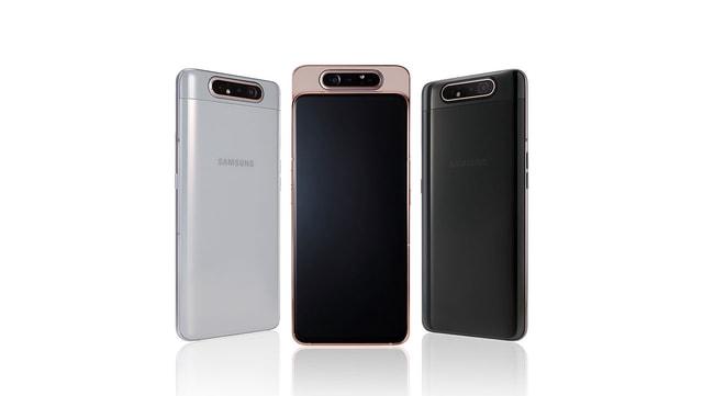 Samsung Galaxy A80 Türkiye fiyatı açıklandı