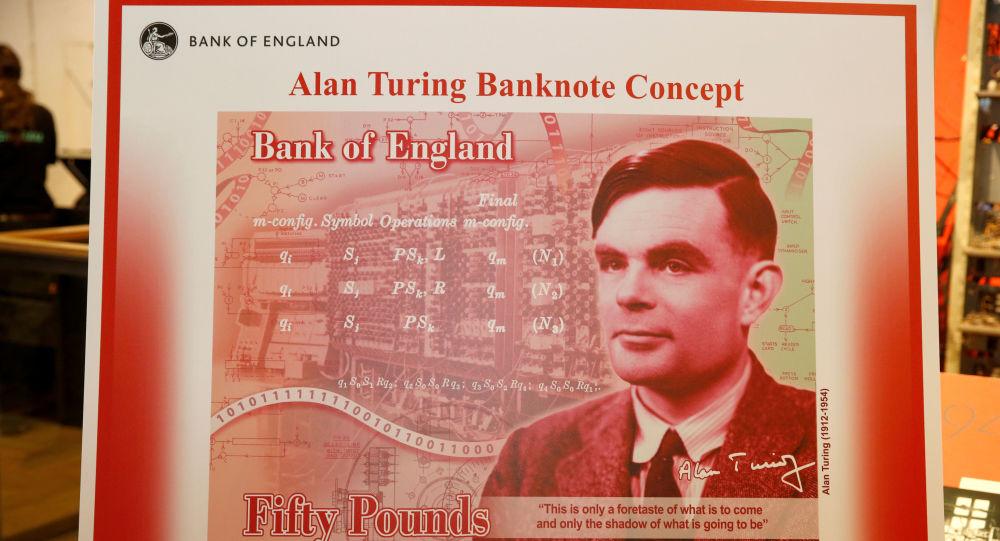 50 sterlin, yapay zekanın babası Turing'in yüzünü taşıyacak