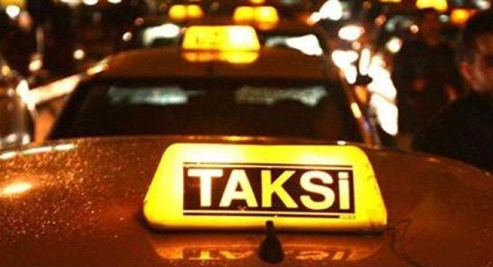 81 ilde taksi denetimi: 1551 taksi şoförüne para cezası