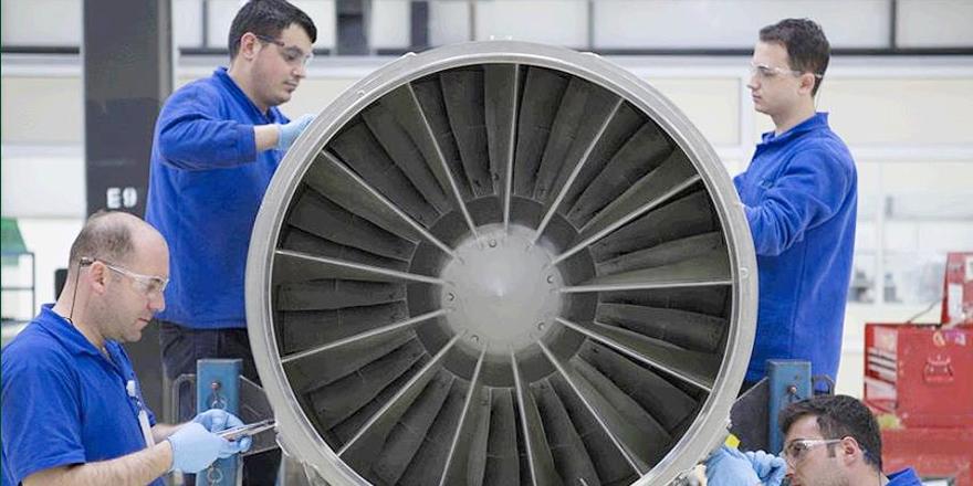 Motor üretimine 205 milyon liralık yatırım yapılıyor
