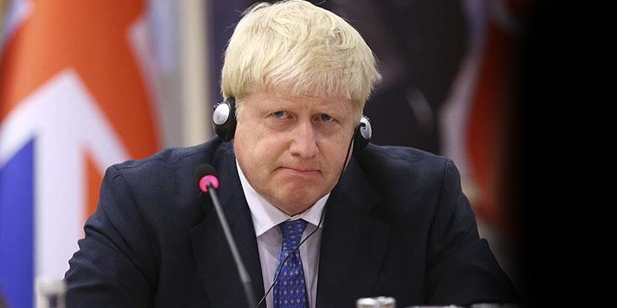"""İngiltere Dışişleri Bakanı Johnson, """"Türkiye sınırlarını güvende tutmayı istemek konusunda haklı"""""""