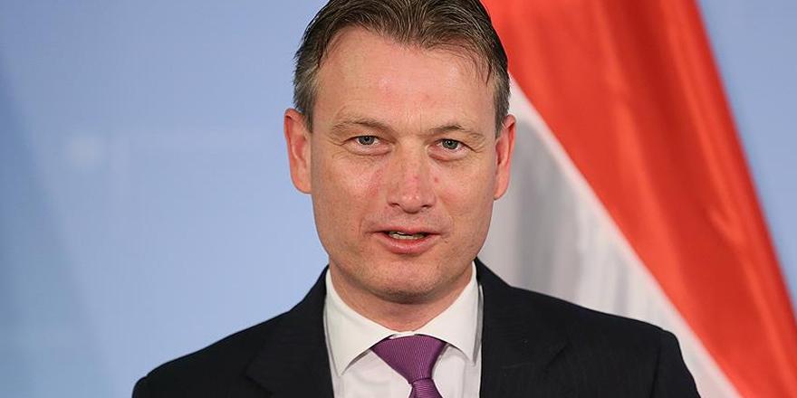 Hollanda Dışişleri Bakanı Ziljstra: Türkiye'nin kendini savunması için yeterli işaretler var