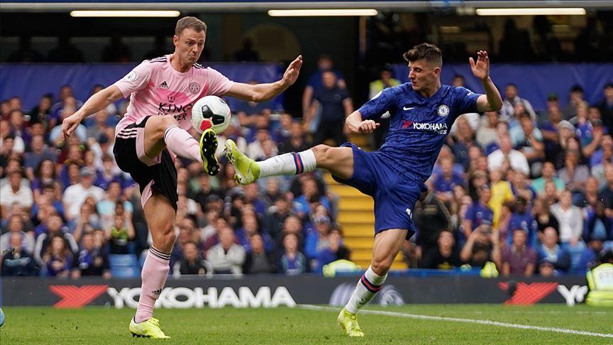 Chelsea ile Leicester City yenişemedi