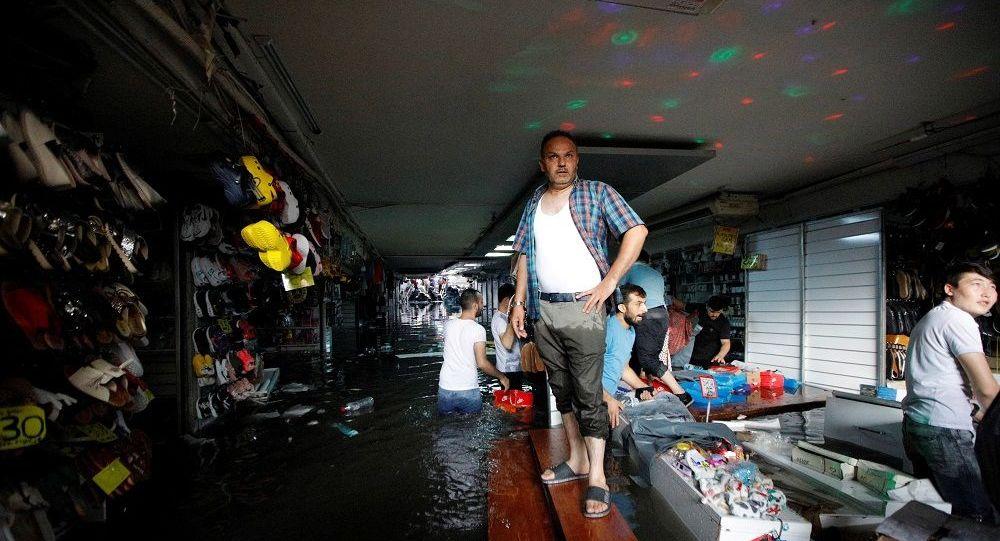 İBB'den İstanbullulara su baskını uyarısı