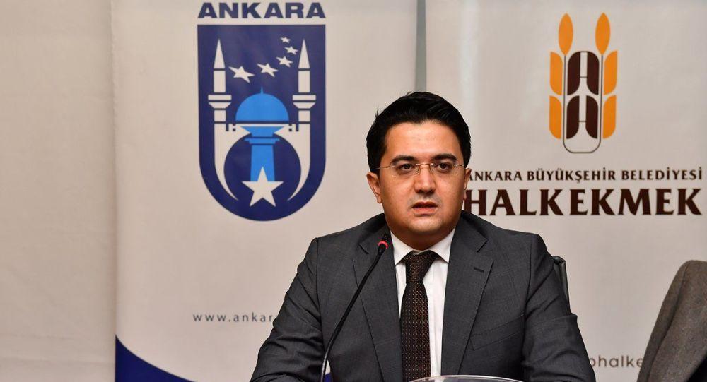 Ankara Halk Ekmek Genel Müdürü görevinden istifa etti