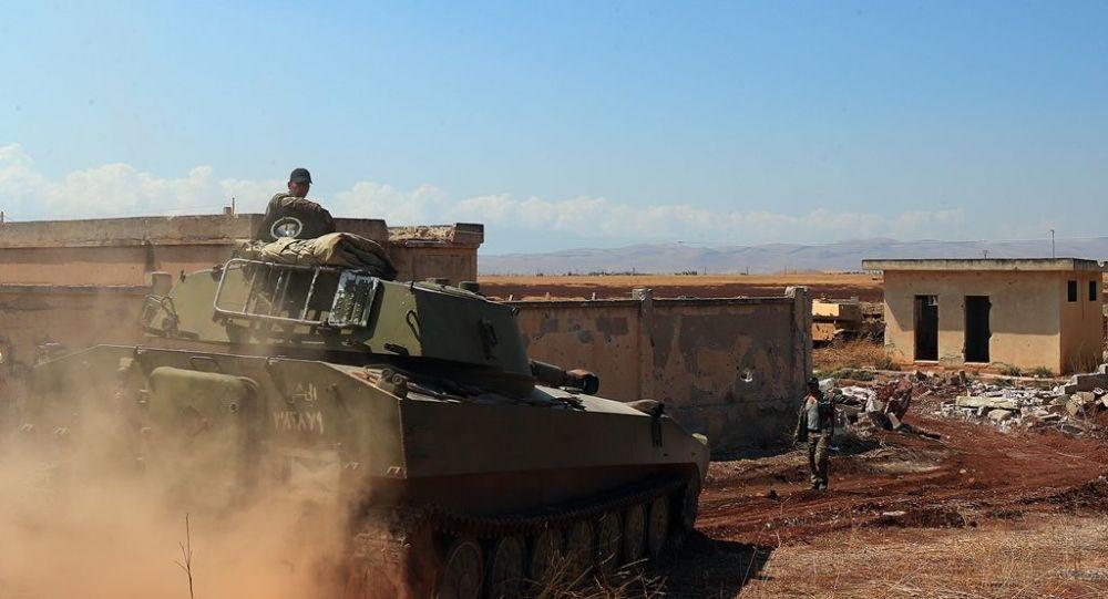 AA: Esad güçleri İdlib'deki 8 No'lu gözlem noktasına taciz atışı yaptı