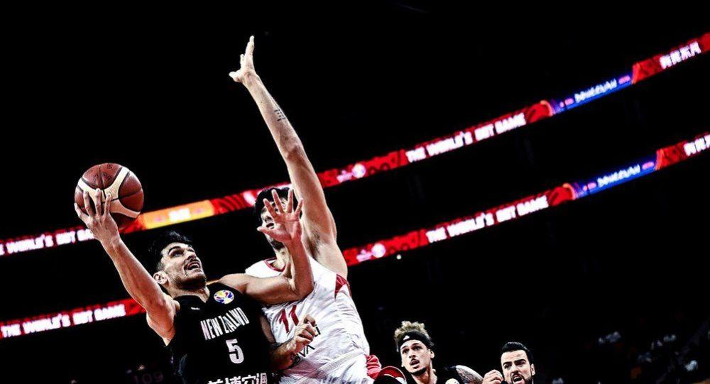 Türkiye A Milli Basketbol Takımı, Yeni Zelanda'ya 102-101 kaybetti