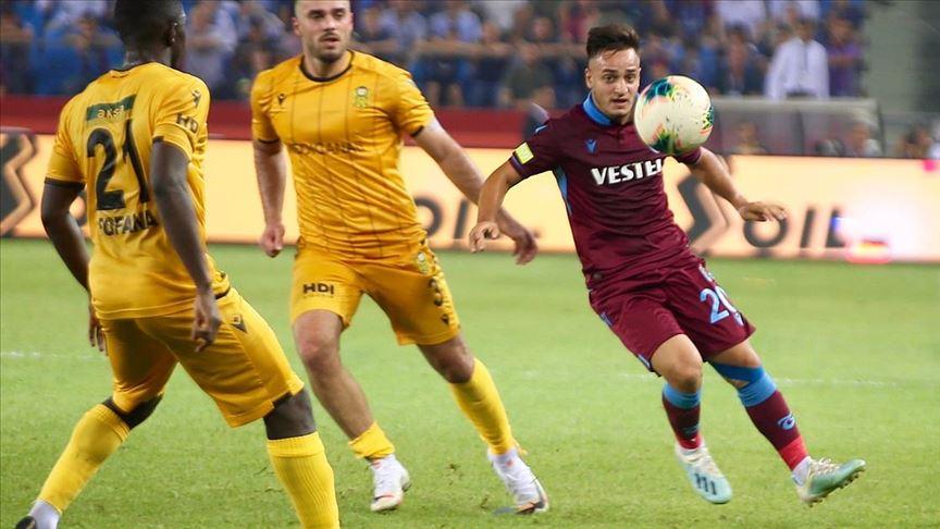 Trabzonspor'da Yusuf Sarı ameliyat edildi