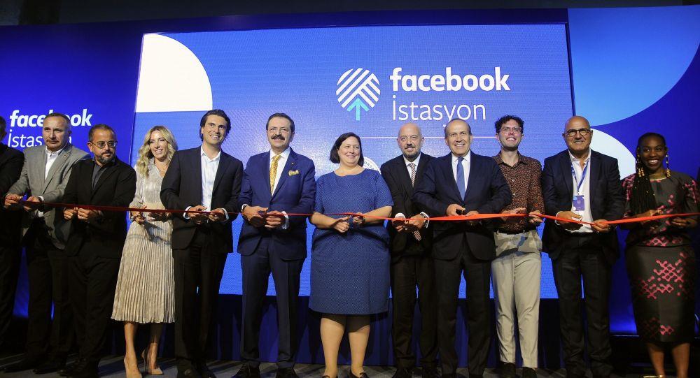 Facebook İstasyon Merkezi İstanbul'da açıldı: Tüm aktiviteler ücretsiz
