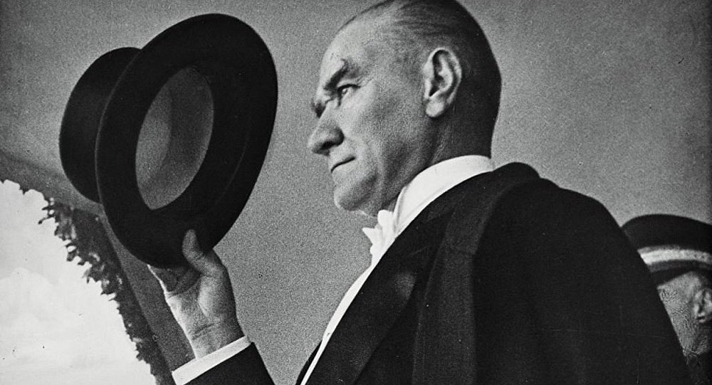 Atatürk'ün nutku ve vasiyeti yeniden TDK sitesinde