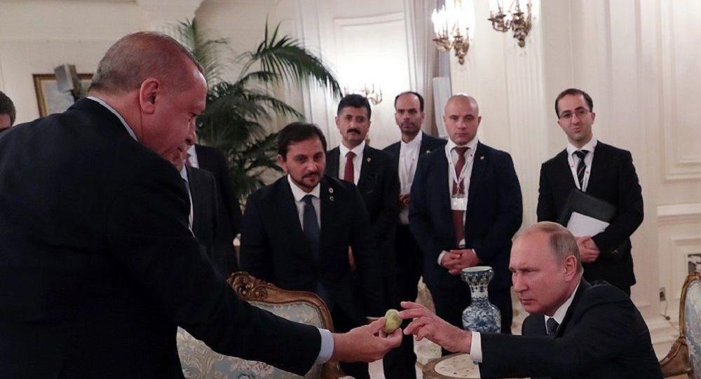 Nazilli Ticaret Borsası'ndan Erdoğan'a incir teşekkürü