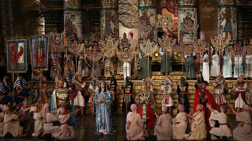 Opera ve baleye rekor ilgi
