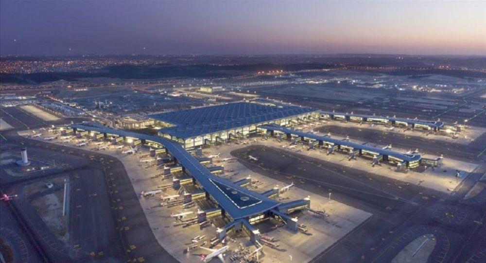 'İstanbul Havalimanı'nda hisse satış süreci ortaklarca durduruldu'
