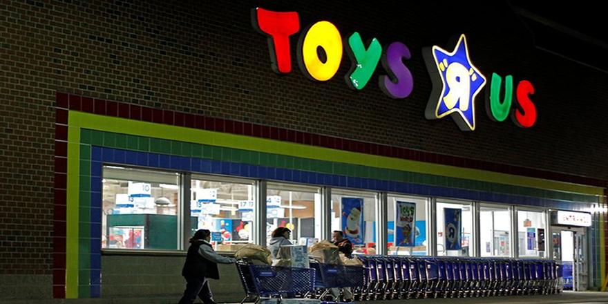"""Toys """"R"""" Us, 182 mağazasını kapatıyor"""