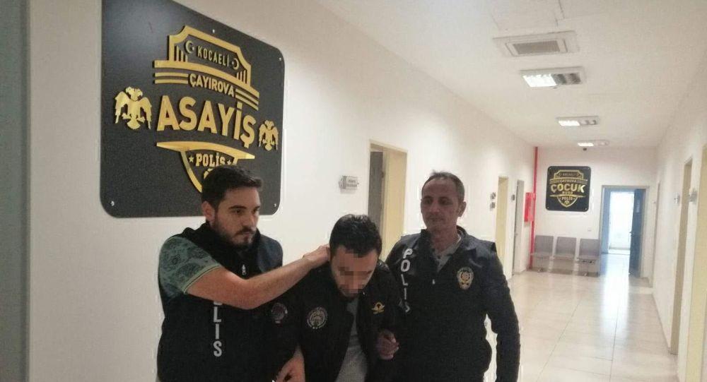 Vapurda iki kadını taciz eden kişi serbest bırakıldı
