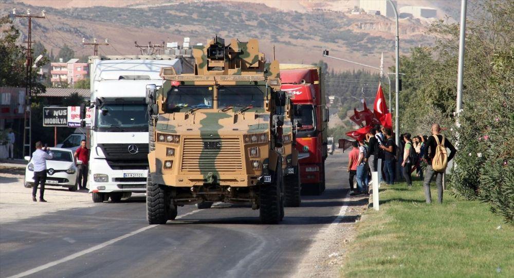 Cumhurbaşkanı Erdoğan duyurdu: Barış Pınarı Harekatı başladı