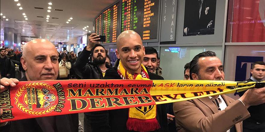 Matheus Doria Macedo: Daha önce Trabzonspor'dan da teklif geldi