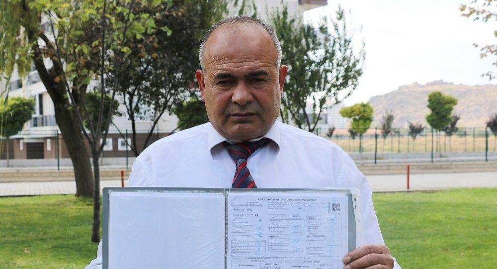 58 oy farkla kazandığı seçimi 7 oy farkla kaybeden AK Partili adaydan şaibe iddiası