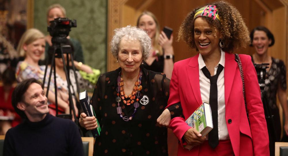 Booker Ödülü, Margaret Atwood ve Bernardine Evaristo'ya verildi