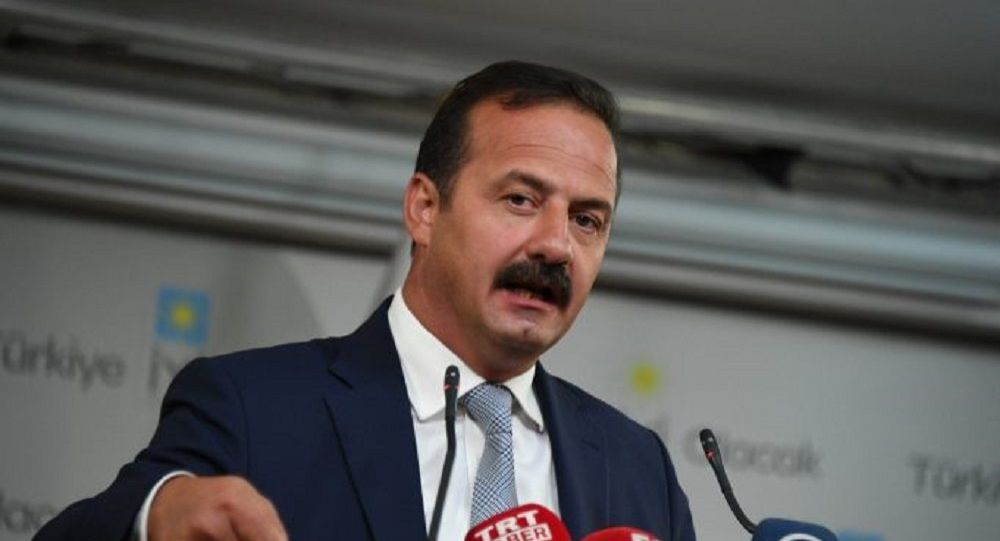 İYİ Partili Ağıralioğlu'ndan CHP'li Tanrıkulu'na tepki