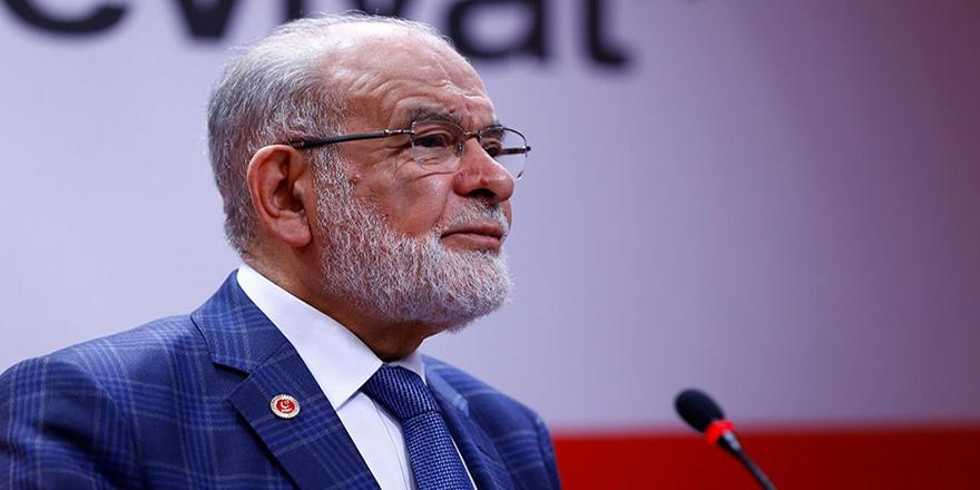 Saadet Partisi lideri: Başka hatalar geçicidir, ama hukuk ihlalinin telafisi imkânsız