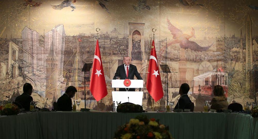 Cumhurbaşkanı Erdoğan'dan Trump'ın mektubuna dair açıklama
