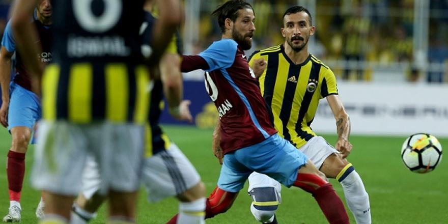 Fenerbahçe, Trabzon deplasmanında