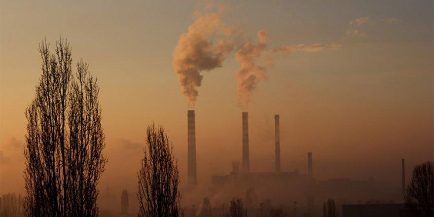 Termik santrallerde geçen yıl 8,6 milyar metreküp su kullanıldı
