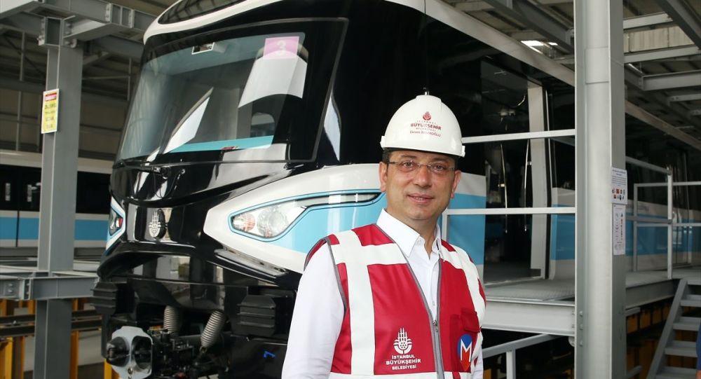 Mecidiyeköy-Mahmutbey metro hattının ne zaman açılacağı belli oldu
