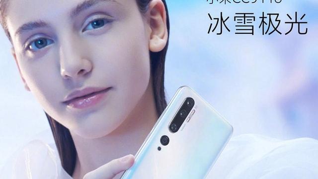 Altı kameralı Xiaomi Mi CC9 Pro tanıtıldı. İşte özellikleri!