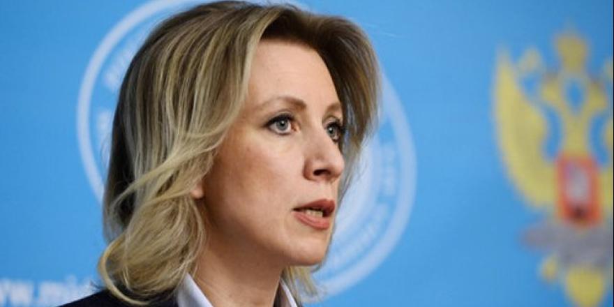 Rusya Dışişleri Bakanlığı Sözcüsü Zaharova: Kürtler Soçi kongresinde olacak